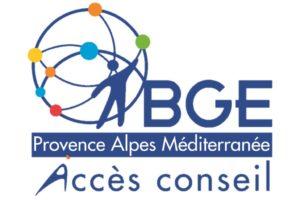 logo bge PACA