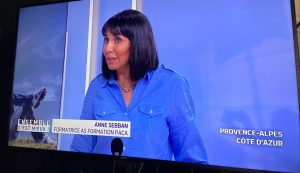 Anne-SEBBAN - interview-France 3
